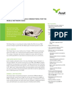 Aviat Eclipse Edge Datasheet