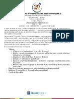 Programa Jornada Constructivista CNM 2019