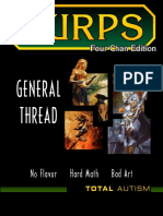 GURPS Info