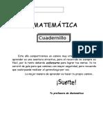 CUADERNILLO-MATEMATICA 1°
