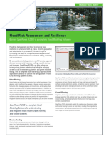 Flood Risk Assessment and Resilience