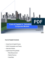 7355934 Cost of Capital