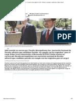 El Mostrador - El Primer Diario Digital de Chile