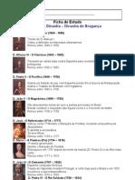 Quarta Dinastia - Dinastia de Bragança