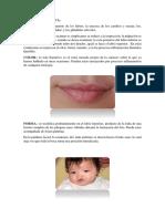 Examen de Boca y a.respiratorio