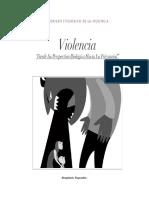 Ensayo - Violencia Desde Lo Biológico a Lo Social
