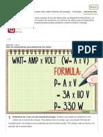 3 Formas de Calcular El Vatiaje - WikiHow