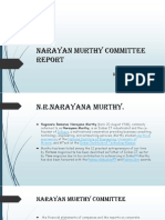 Research Project narayan murty