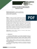 MÓDULOS DIDÁTICOS INSTALAÇÕES ELÉTRICAS PREDIAIS IFPB