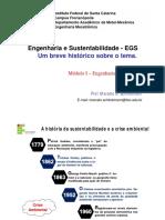 01 - EGS - Historico Da Sustentabilidade