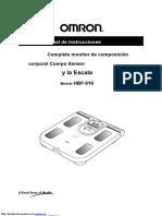 Manual - Bascula Onrom HBF-510.en.es