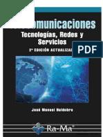 Telecomunicaciones. Tecnologías, Redes y Servicios. 2ª ....pdf