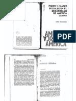 Poder clases y sociales en el desarrollo de América Latina