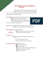 Conceptos Fundamentales Del Derecho Romano