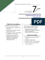 Implementación de Una Intervención de DO_ Unidad 7