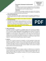 4.1 Programa de Investigación-guia