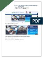 User Manual Tsbie & Sbtet