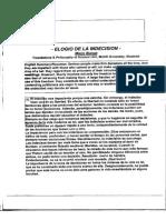 Elogio de la indecision - Mario Bunge.pdf