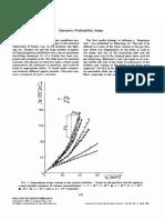 Dynamic Frothability Index