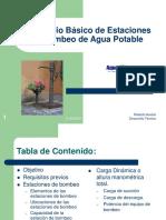 Seminario Básico de Estaciones de Bombeo de Agua(2)