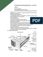Material de Estudo P1 de Materiais II