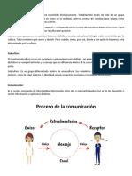 Comunicación Transcultural y La Comunicación Del Evangelio