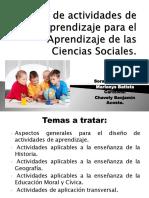 Didactica Especial de Las Ciencias Sociales