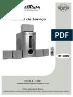 Britania HT5000 - Service Manual