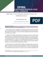 Leivi, Tomas y Molica Lourido, Marisa (2016). Puntualizaciones Sobre Las Formas de La Causa