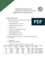 Informe de Microbiología Industrial 4