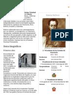 Simón Bolívar - EcuRed