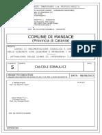 05 Calcoli idraulici