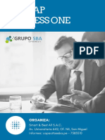 s Dk Sap Business One