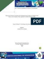 Evidencia 3 Cuadro Sinóptico Desarrollo de Habilidades Psicomotrices y De