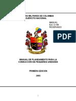 MANUAL DE PLANEAMIENTO PARA LA CONDUCCION DE PEQ. UNIDADES.doc