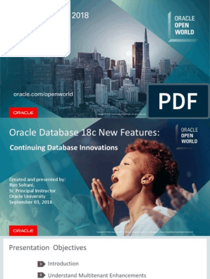 Continuing Database Innovations_1540231956186001DSWs pptx