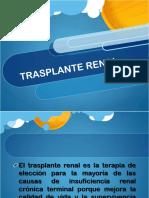 Transplante Renal 2017