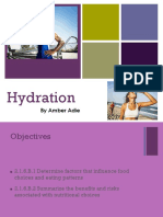 powerpoint hydration