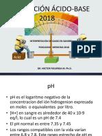 Medicina Regulacion Acido Base Medicina Utal 2018