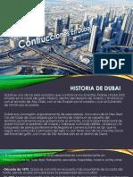 Contrucciones en Dubai