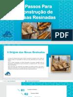 eBook 7 Passos Na Construção de Uma Mesa