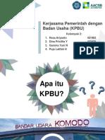 KPBU audit sektor publik