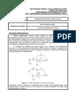 05º Relatório - Amplificadores Inversor e Não inversor.docx