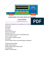 parent resource - attention