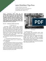 Pradana Putradewa Jayawardana - Transformator Distribusi Tiga Fasa