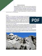 El Monte de Rushmore