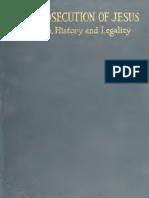The prosecution of Jesus.pdf