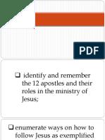 Apostles Final