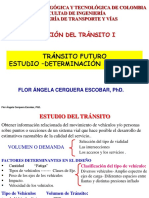 2.Tránsito Futuro Estudio Determinación Análisis VHP(VHD)-TPDA