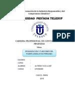 MONOGRAFIA ORGANIZACIÓN Y FUNCIONES DEL PODER LEGISLATIVO PERUANO.docx
